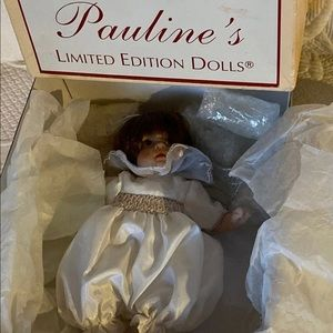 Paulines limited edition doll